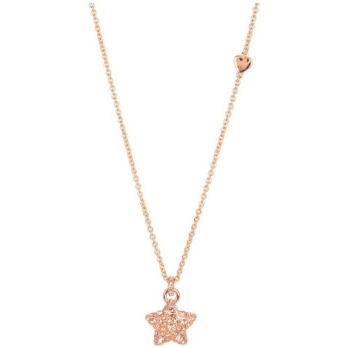 Marc by Marc Jacobs Holiday Pave Star Crystal Pendant Long Necklace