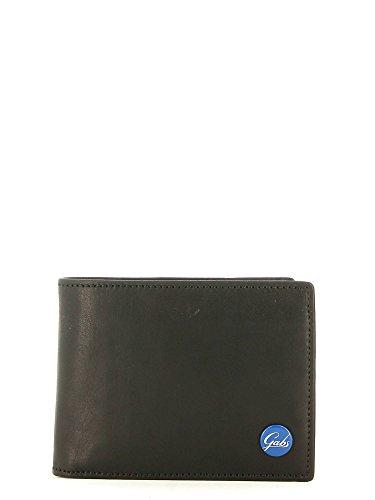 Gabs franco gabbrielli DRMONEY61-E16 Portafoglio Accessori Nero Pz.