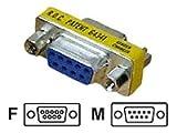 echange, troc Dexlan - Mini changeur pour ordinateur - DB9 - M/F