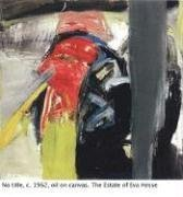 Eva Hesse: Catalogue Raisonne: Volumes 1 & 2: Paintings and Sculpture: Paintings v. 1