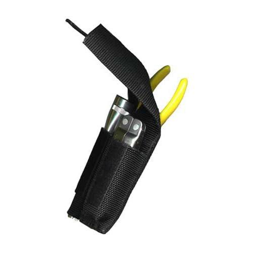 Ripoffs Utility Combo Holster for Mini Flashlight, Knife, Plier, or