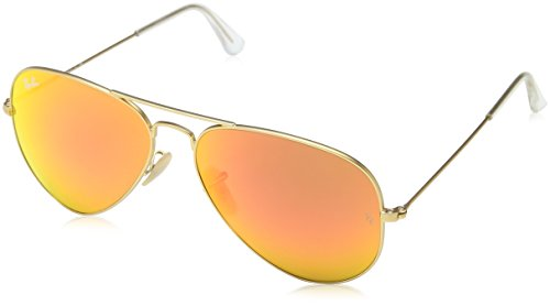 gold aviator ray bans  aviator 112/19 aviator