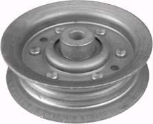 Original Craftsman, Poulan, Husqvarna Flat Idler Pulley Part Number 173438, 131494. from EHP (Previously AYP)
