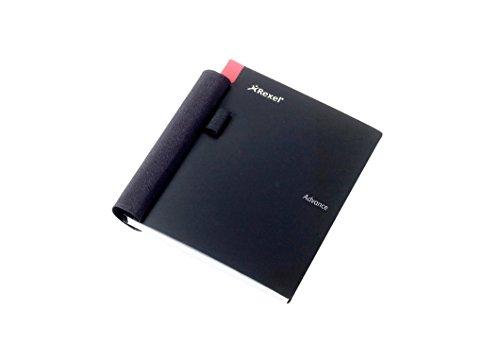 mead-quaderno-di-testo-lot-de-5-nero