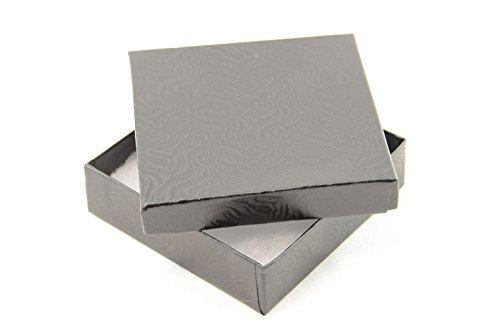 Bracciale in cotone, con ciondolo a forma di scatola multiuso E-Colour Choice-BD33-Biglietto d'auguri