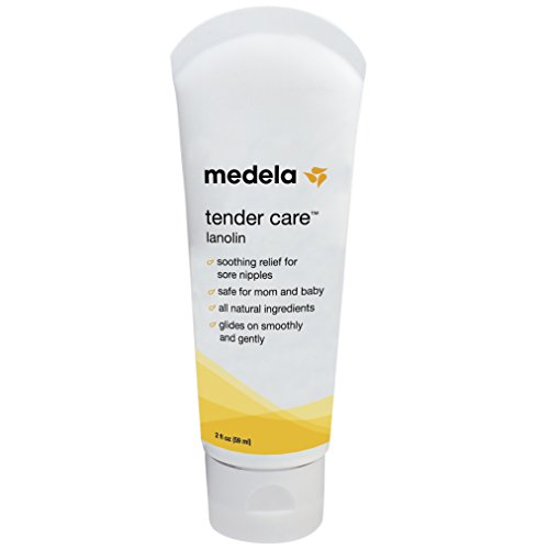 Medela Tender Care Lanolin Tube, 2 Ounce - 1