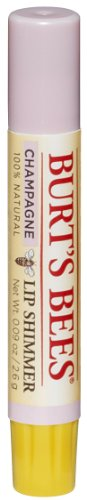 buy Burt'S Bees Lip Shimmer, Champagne (Pack Of 4)