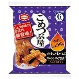 こめつぶ屋 しょうゆ味 亀田製菓 1袋