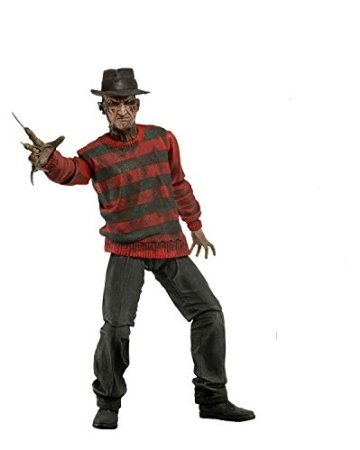 NECA Nightmare on Elm Street Ultimate Freddy 30th Anniversary 7' Action Figure