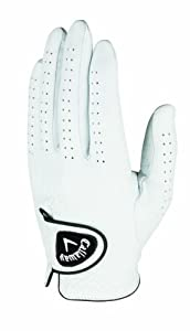 Callaway Men's Dawn Patrol Golf Glove, Cadet Large, Left Hand