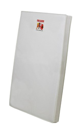 "Buy Dream On Me 3"" Playard Mattress, White"