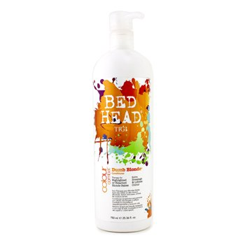 Bed Head Colour Combat Dumb Blonde Conditioner 750ml/25.36oz