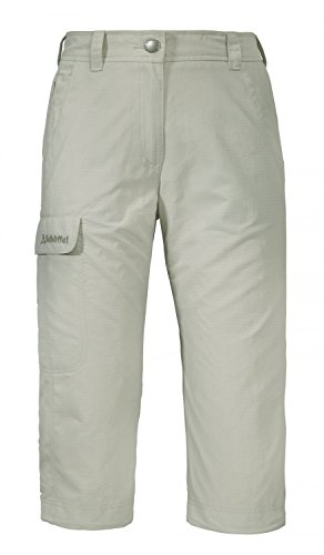 Schöffel - Pantaloni 7/8 trecking Outdoor Leslie - 20 - 11076 4750, 4750 mud, 44