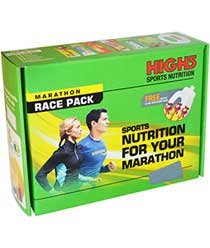 HIGH5 Marathon/Running Race Day Pack