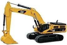 55203-CAT-385C-L-Bagger-mit-Metallketten-Norscot-CAT