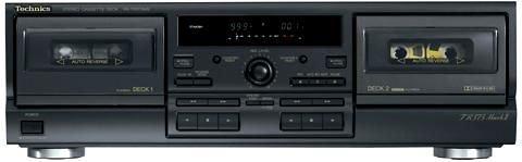 Technics rS-tR 373 cassettes