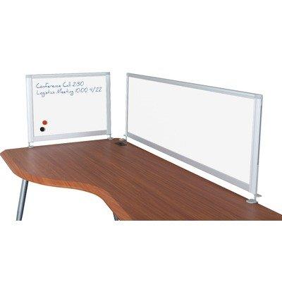 Balt Desktop Privacy Panel, 21.5-Inch Pebbles Vinyl Quarry (Desk Privacy Panel compare prices)