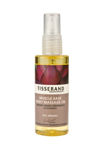Tisserand Muscle Ease Massage Oil 100ml