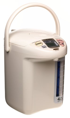 Zojirushi CD-LCC40 Micom 4.0-Liter Electric Dispensing Pot