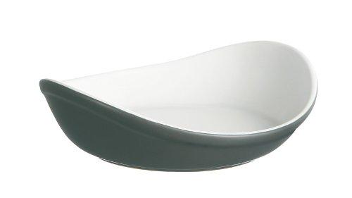 pyrex-wave-stoneware-egg-dish-grey-12cm