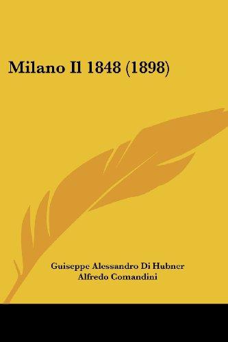Milano Il 1848 (1898)
