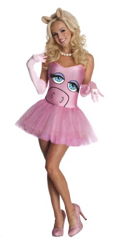 The Muppets Secret Wishes Miss Piggy Costume Dress