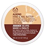 The Body Shop Almond Hand and Nail Butter 100ml