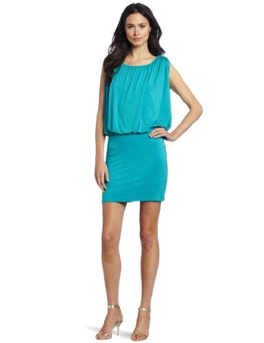 Kenneth Cole New York Women's Extended Shoulder Knit Dress