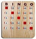 Economy Jam Proof Bingo Shutter Card, 25 Count