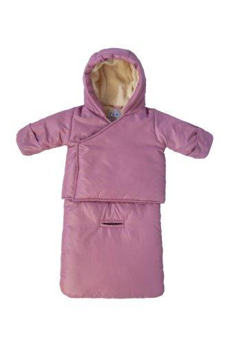 7 A.M. Enfant BagOcoat Jumpsuit Sacs, Lilac, Medium