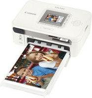 Canon SELPHY CP740 - Printer - color - dye sublimation - 3.9 in x 7.9 in - USB, direct print USB