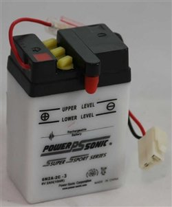 Honda Nc50 Express Battery Replacement 1977 (Honda Express Nc50 compare prices)