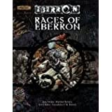 Races of Eberron (Dungeons and Dragons d20 3.5 Fantasy Roleplaying Supplement)