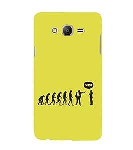 EPICCASE evolution collapse Mobile Back Case Cover For Samsung Galaxy E5 (Designer Case)