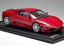Ferrari F430 Coupe Die Cast Model - LegacyMotors Scale Model Cars