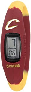 Deuce Brand Mens DBNBACLES NBA Cleveland Cavaliers Sports Watch by Deuce Brand