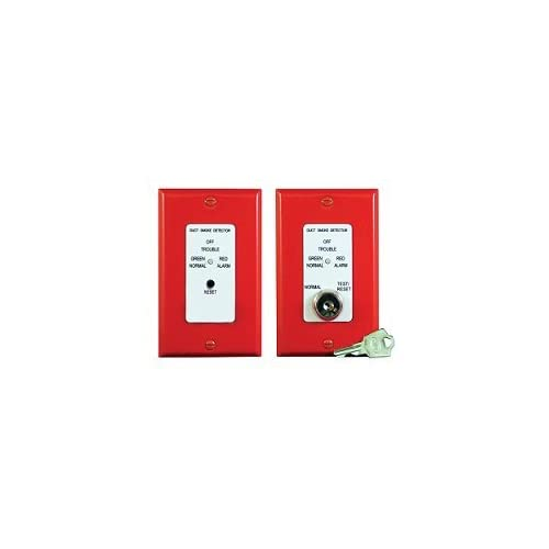 Amazon.com: Air Products MSR-100R(X*) Duct Smoke Detector Remote: Room