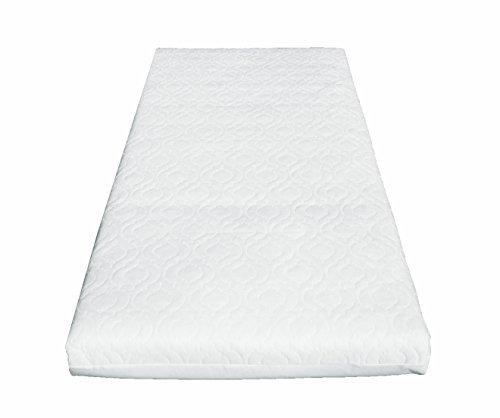 140 x 70 x 10 cm incluye funda y membrana impermeable Colch/ón de muelles con espuma ign/ífuga de alta densidad para cuna Baby Best Buys BBB-KATY/®-140