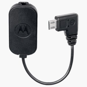 Motorola Headset Adapter 3.5Mm To Microusb (Syn2113)