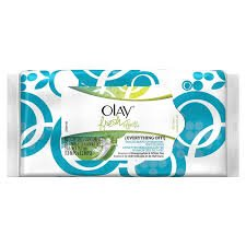 Olay Fresh Effects Everything Off Deluxe Make-Up Removal Cloths 25-Count (Pack Of 3) front-789931