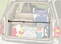 Highland 91420 Black Adjustable Cargo Bar