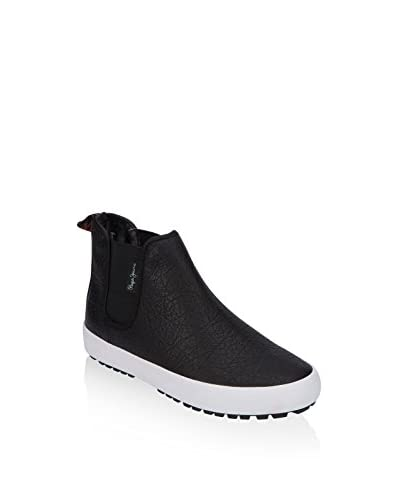 Pepe Jeans London Slip-On Ripley New Leather [Nero]