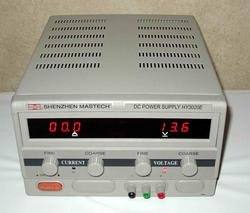 Variable Regulated DC Power Supply 0-30V, 0-20A - Mastech 3020E - Mastech - MA-3020E - ISBN:B000E0GRMG