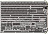 Eduard Photoetch 1:350 - Admiral Graf Spee (Academy) - EDP53050