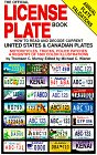 img - for License Plate Book ('97 edition) book / textbook / text book