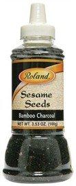 Roland Bamboo Smoked Sesame Seeds 3.5 Oz