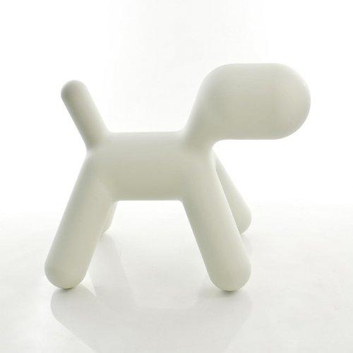 Magis Puppy M Hund, weiß Kunststoff LxBxH 56,5x34x45cm kaufen