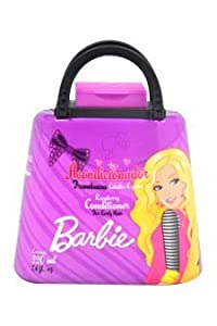 Barbie Conditoner for Kids, Raspberry, 7.4 Ounce