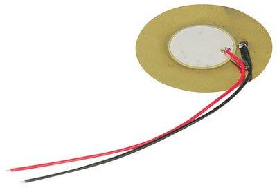 Audio Indicator And Alerts Transducer Piezo 1.5Ma 15Vac Wire Lead