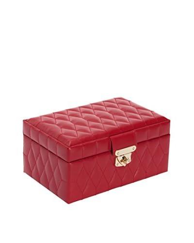 Wolf Caroline Small Box, Red